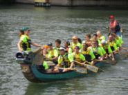 Dragon race news