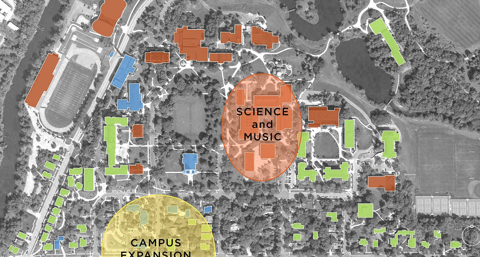 Carleton College Campus-Wide Facilities Master Plan | Holabird ...